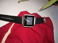Almost New Fitbit Blaze in excellent condition.