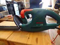 BOSCH Electric Hedge Cutter