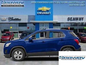 2016 Chevrolet Trax LT AWD  - $149.74 B/W - Low Mileage