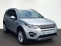 Land Rover Discovery Sport SD4 HSE (silver) 2015-03-29
