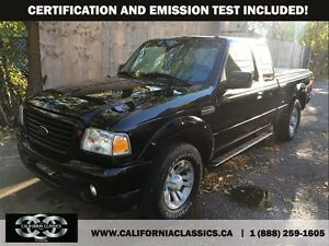 2008 Ford Ranger SPORT AUTO LOADED - 4X4