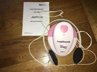 Angel sounds doppler / baby heartbeat detector