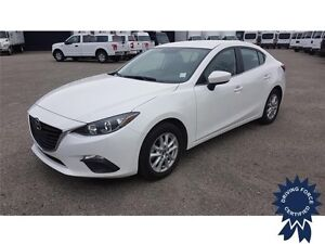 2016 Mazda Mazda3 GS Front Wheel Drive - 32,724 KMs, Seats 5