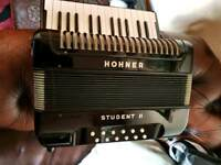 Hohner accordians