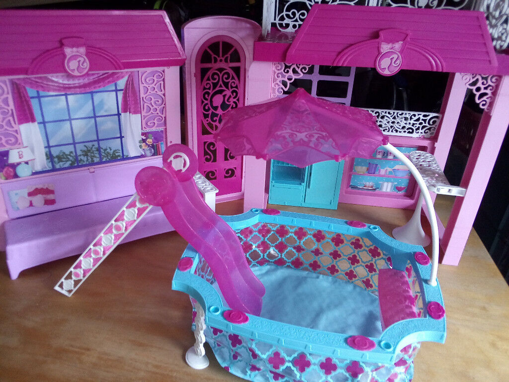 Barbie Dolls House Swimming Pool In Hull East Yorkshire Gumtree
