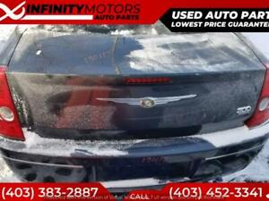 2008 CHRYSLER 300 FOR PARTS PARTING OUT CARS CAR PARTS