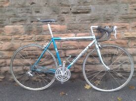 Original PEUGEOT Competition 400 Columbus Road Bike Racer Spares or Repairs
