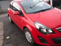 Vauxhall Corsa (63 plate) 1.0 3dr perfect running. Very low mileage. Full service history