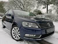 April 2013 Volkswagen Passat 1.6 Tdi Highline Estate, 61,000 Miles! Sat-Nav! £30 ROAD TAX! FINANCE!
