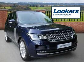 Land Rover Range Rover TDV6 VOGUE SE (blue) 2014-06-07