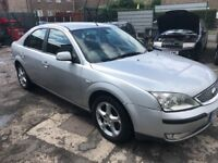 Ford mondeo edge 2.0 tdci 130 6-speed 07 plate! Mot october! Good runner no issues! 160,000!! £595!!