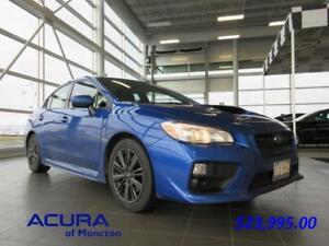 2015 Subaru WRX 2.0L TURBO
