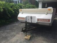 Hard top trailer