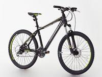 Brand NEW Mountain bikes For SALE £215 Hi-spec black