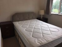 NEWLY REFURBISHED AIRY BEDROOM