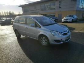 Vauxhall Zafira 7 seater 1.9 diesel I go more MOT for Year's automatic Zafira