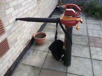 Blowervac - leaf blower vaccum for sale