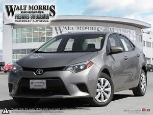 2014 Toyota Corolla LE - COMMAND START, BLUETOOTH