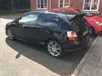 Honda Civic Type R Premier Edition EP3, Black