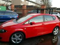 SEAT LEON 2.0 TFSI BREAKING FOR SPARE PARTS