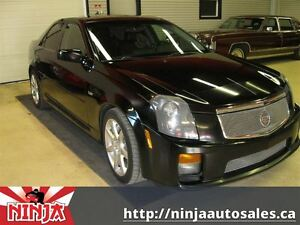 2005 Cadillac CTS-V 405 HP Luxery Beast $2000 in Add Ons