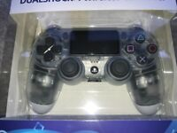 Dualshock4 Wireless Controller Crystal
