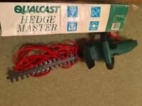 New Qualcast Hedge Trimmer