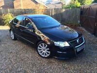 2009 Volkswagen Passat 3.6 V6 R36 DSG 4Motion 4dr! FULL HISTORY! RARE CAR R36 MODEL! CHEAPEST IN UK!