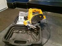 Jcb power planer 240v