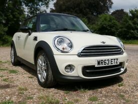 MINI Hatch 1.6 Cooper (Sport Chili) 3dr
