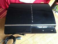 Sony Play Station 3 console.