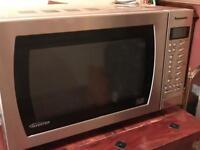 Panasonic Inverter Microwave Oven
