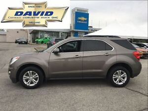 2012 Chevrolet Equinox 1LT FWD, POWER/HEATED SEATS, LOCAL TRADE!