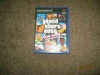 PLAYSTATION 2 GRAND THEFT AUTO **VICE CITY** £ 4 ,