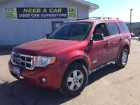 2008 Ford Escape XLT | WE FINANCE ALL CREDIT