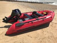 Excel SD 330 Volante inflatable boat