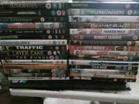 100s DVDs all kinds not all pictured £1 each or 100 for £70