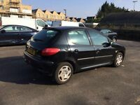 Peugeot 206 5 Door Hatchback 1.4 Petrol 2003 ( Exporters are welcome )