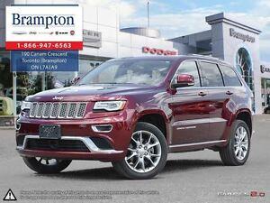 2016 Jeep Grand Cherokee SUMMIT 4X4 | DVD | NAV | BACKUP CAM | L