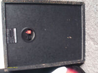 Aiwa Speaker 16,5cm good bass 3-way system
