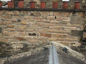 Stone Chimney Repairs & Rebuilts