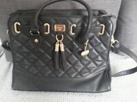 large Marc b handbag