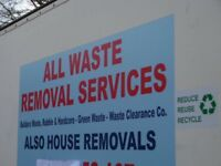 Waste/Rubbish/Junk/Builders/Tree Cutting/Removal/Clearance 07576252167