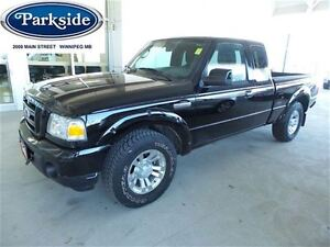 2011 Ford Ranger Sport Supercab 4x4 4.0 Automatic with Power Gro