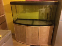 Aquarium Fish Tank 240 litres and stand