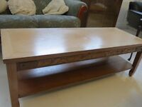 For Sale: Wooden coffee table