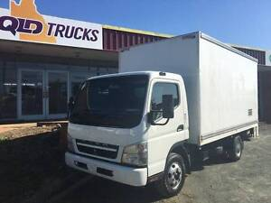 Fuso Canter Pantech Oxley Brisbane South West Preview