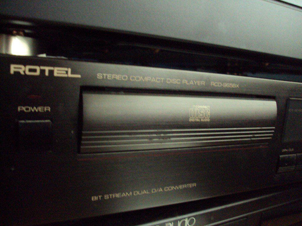 Rotel RCD965BX CD Player