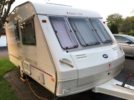 ABI Manhattan. 2 Berth. 1999. Motor mover, awnings & accessories.