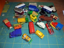 Vehicle Lot 3 of Assorted Die Cast Vehicles
